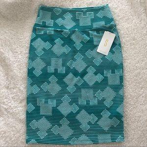 NWT - Lularoe Disney Cassie Skirt (hidden Mickey)